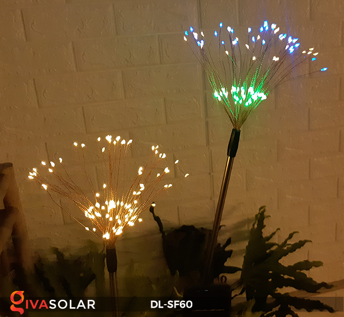 Đèn trang trí Noel sử dụng năng lượng mặt trời mới nhất 2020 3