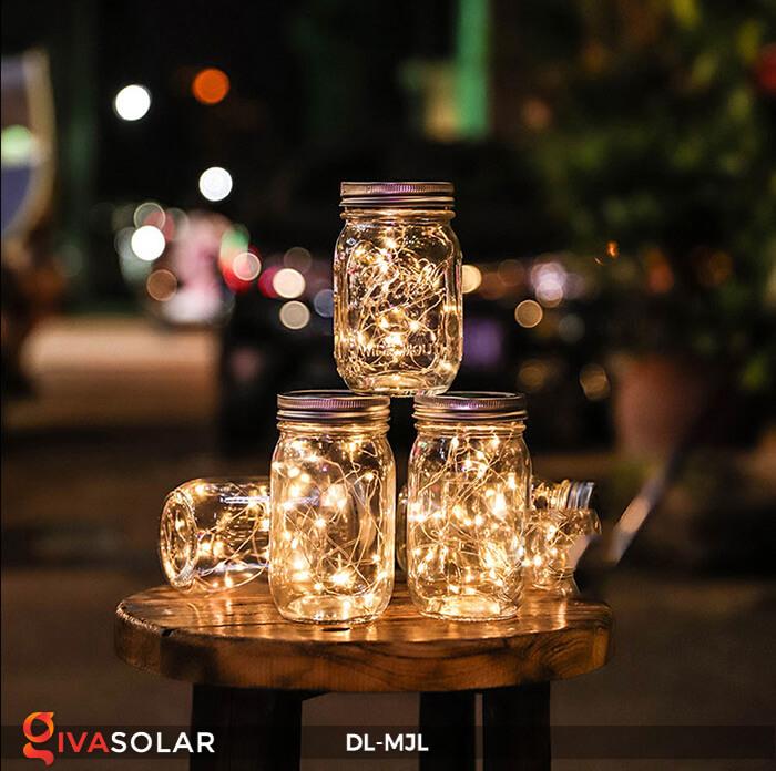 Đèn trang trí Noel sử dụng năng lượng mặt trời mới nhất 2020 6