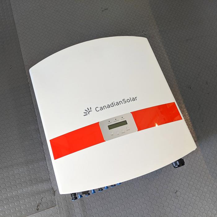 Inverter hòa lưới cho hệ thống điện mặt trời Canadian 50 kW 1