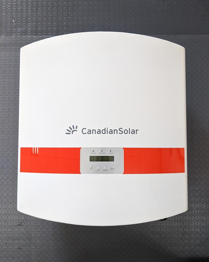Inverter hòa lưới cho hệ thống điện mặt trời Canadian 50 kW 14