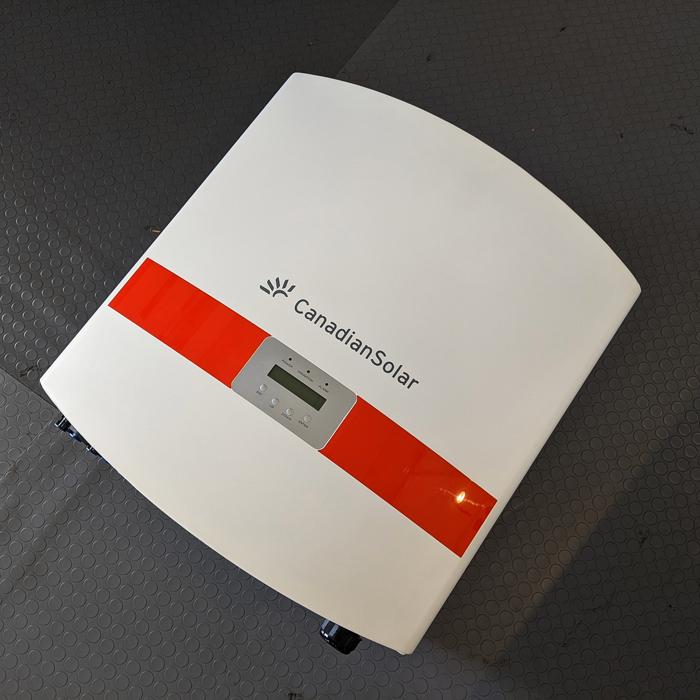 Inverter hòa lưới cho hệ thống điện mặt trời Canadian 50 kW 2