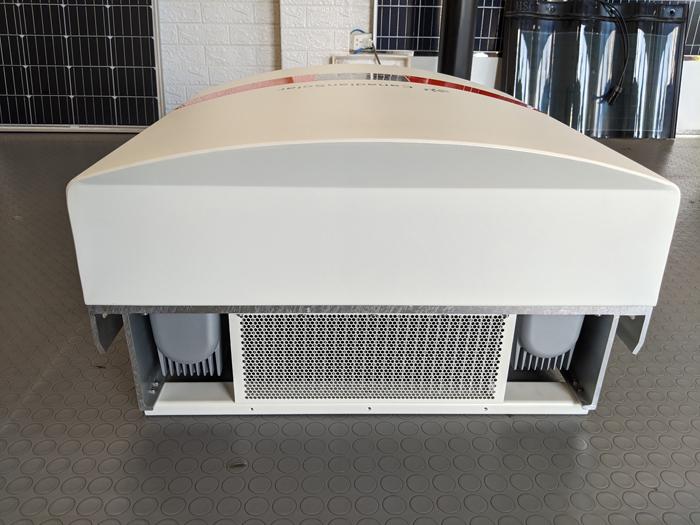 Inverter hòa lưới cho hệ thống điện mặt trời Canadian 50 kW 9