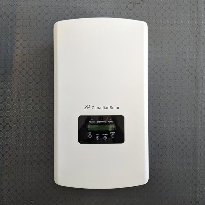 Inverter năng lượng mặt trời Canadian công suất 20kW 1