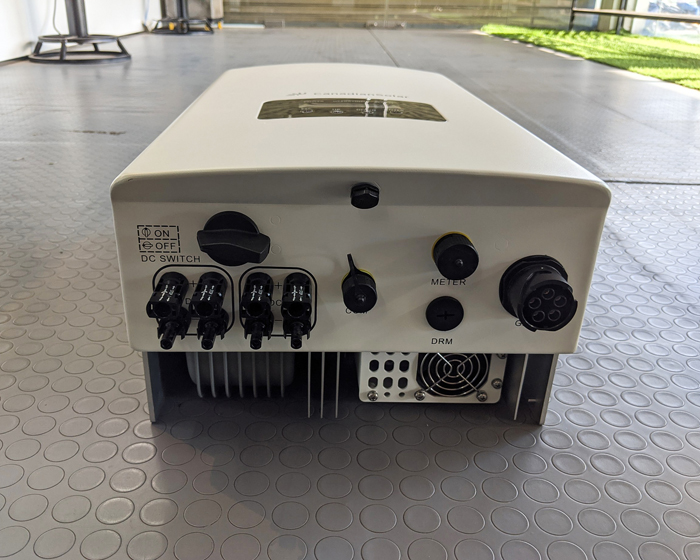 Inverter năng lượng mặt trời Canadian công suất 20kW 13