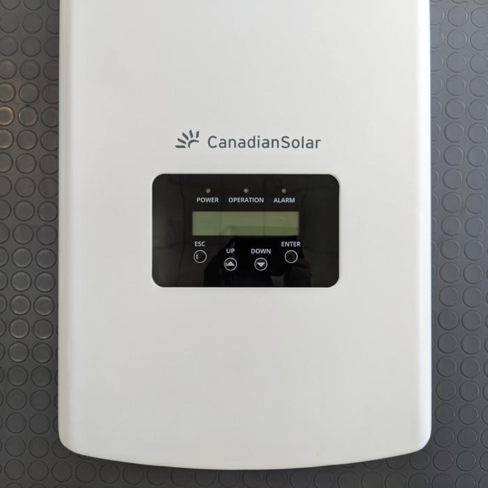 Inverter năng lượng mặt trời Canadian công suất 20kW 15