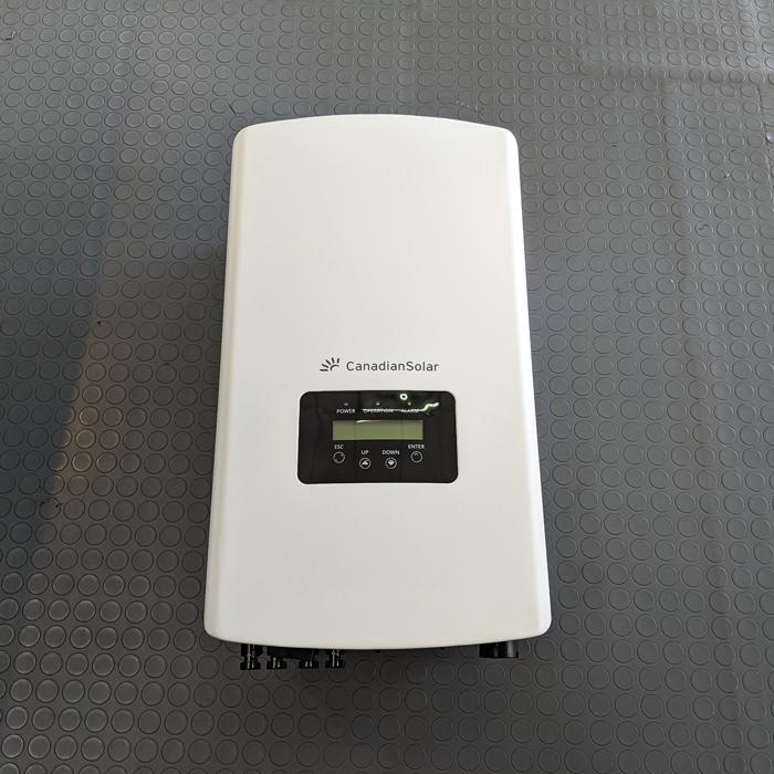 Inverter năng lượng mặt trời Canadian công suất 20kW 2