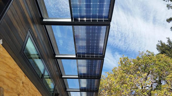 Tấm pin năng lượng mặt trời hai mặt (bifacial solar panels) là gì? 1