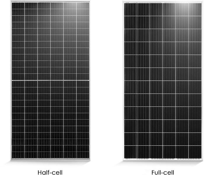 Công nghệ half-cell xuất hiện trong tấm pin Jinko Solar là gì? 1