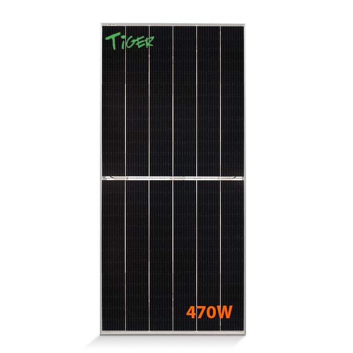 Tấm pin mặt trời Jinko Solar dòng Tiger 470W