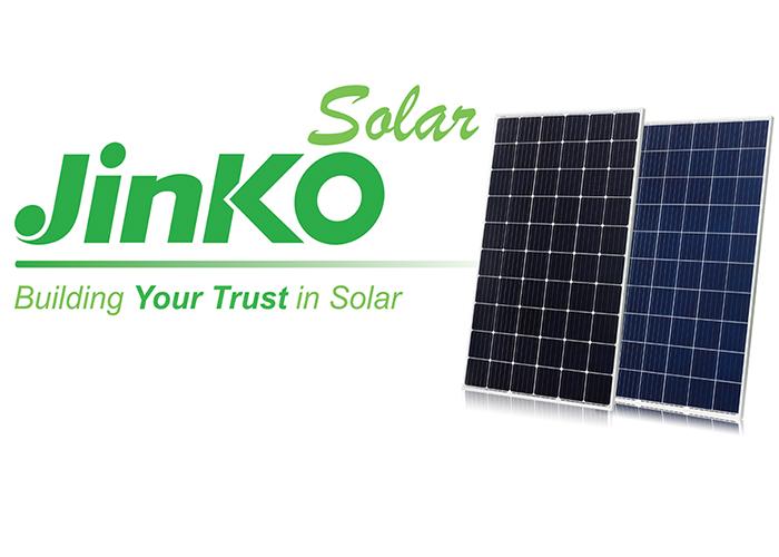 Pin mặt trời Jinko Solar đơn tinh thể N-type đạt hiệu suất kỷ lục 24.9% 1