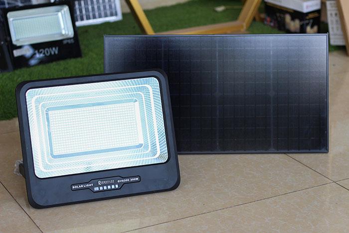 Đèn pha sử dụng năng lượng mặt trời 300W - GV9300 5
