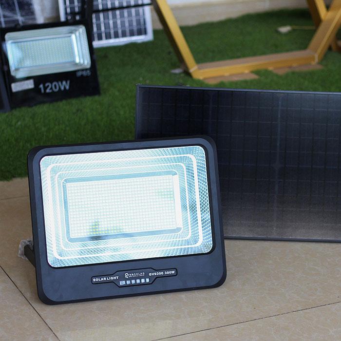 Đèn pha sử dụng năng lượng mặt trời 300W - GV9300 7