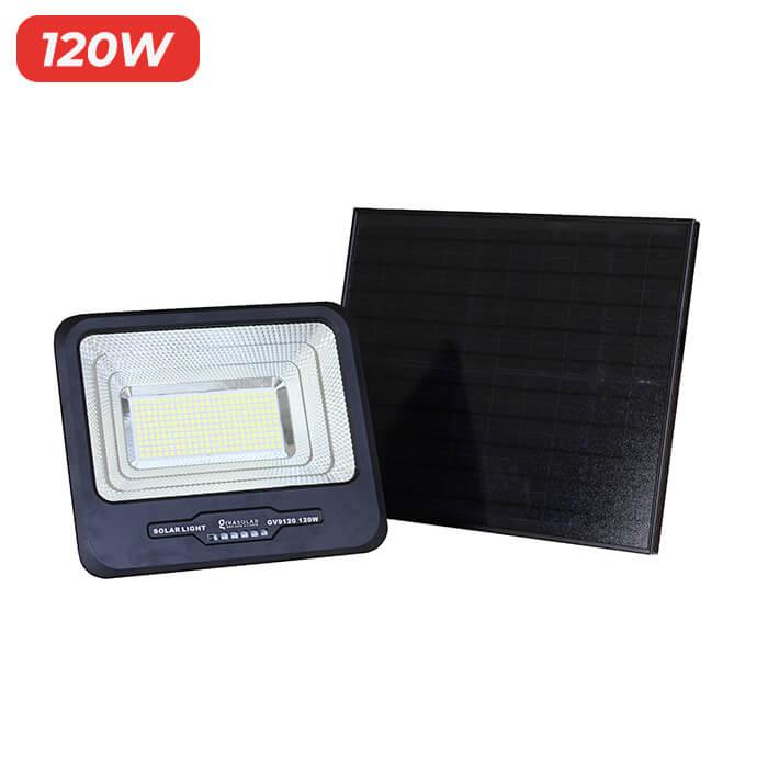 Đèn pha năng lượng mặt trời công suất 120W - GV9120 giá cực tốt