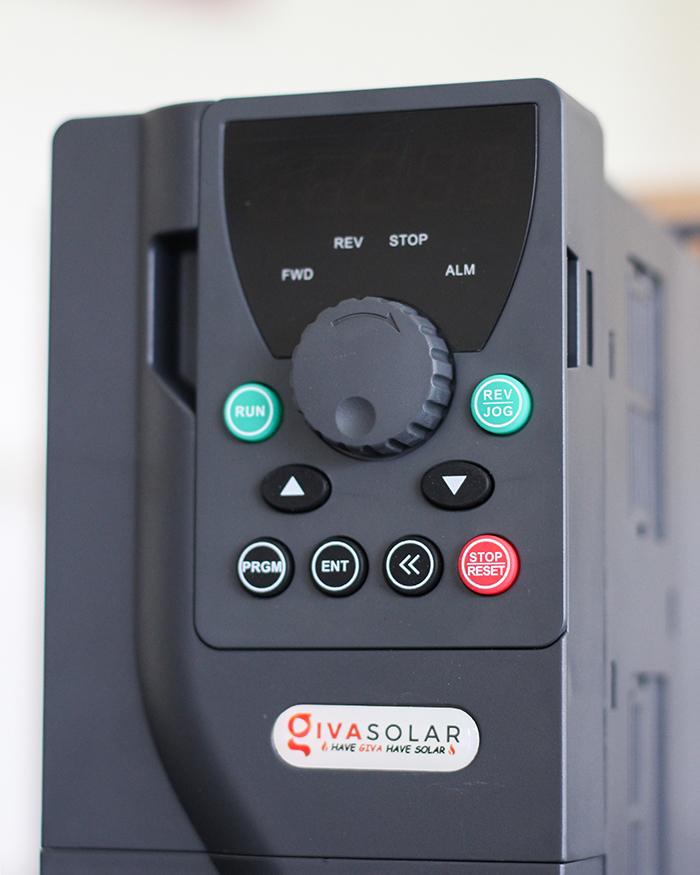 Inverter bơm nước năng lượng mặt trời PV500-0040G3 (4kW) 2