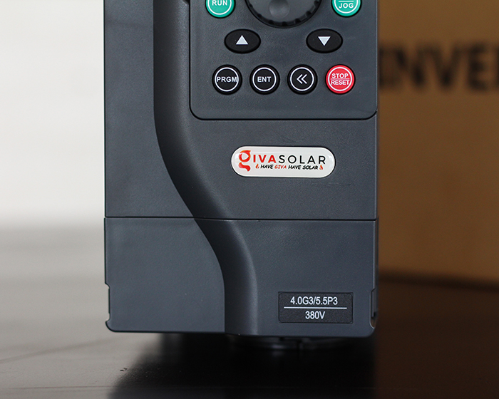 Inverter bơm nước năng lượng mặt trời PV500-0040G3 (4kW) 5