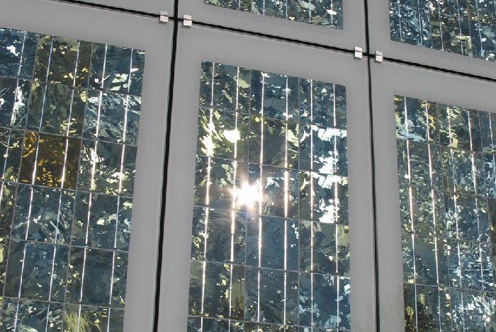 Cửa sổ hấp thụ năng lượng mặt trời