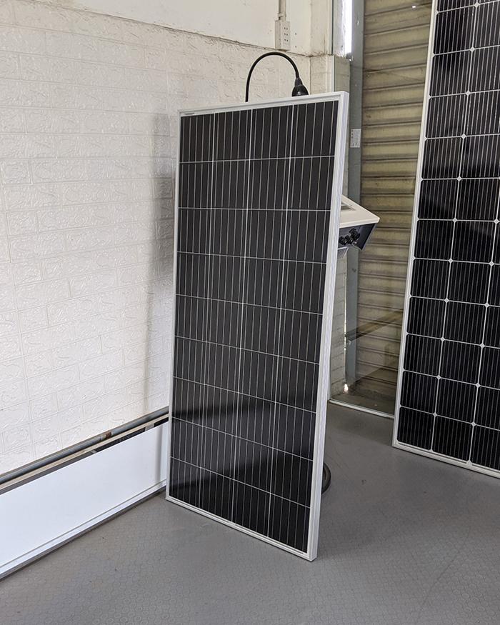 Tấm pin năng lượng mặt trời công suất 170W 11