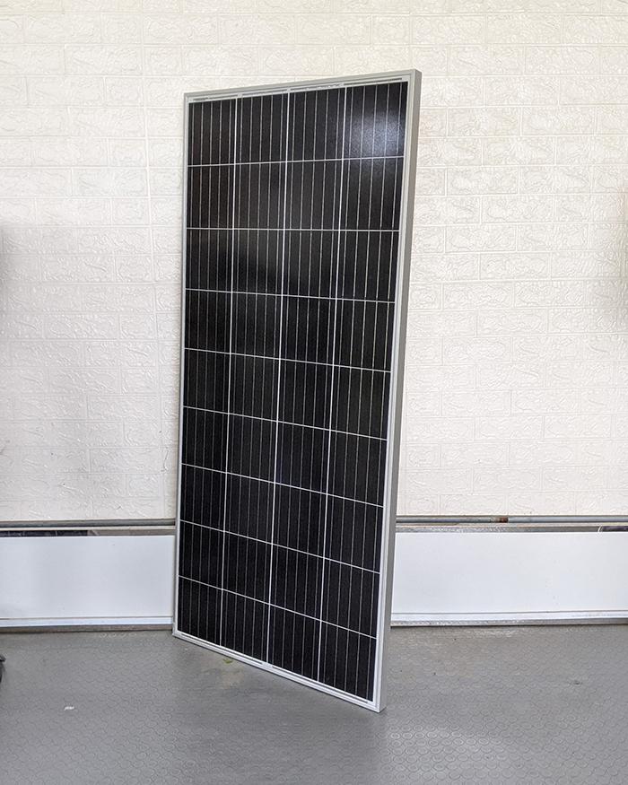 Tấm pin năng lượng mặt trời công suất 170W 5